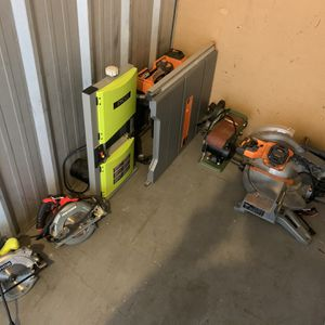 Assorted Power Tools for Sale in Lakeland, FL