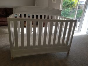 Baby Crib With Mattress for Sale in Port St. Lucie, FL