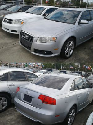 2008 AUDI A4 CLEAN TITLE LOW DOWN for Sale in Houston, TX