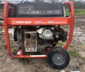 Troy Built 6520 Generator for Sale in Huntsville, TX