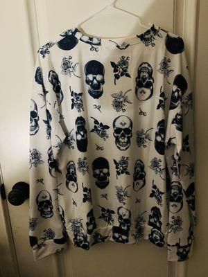 New! Skull sweatshirt for Sale in Orange, CA