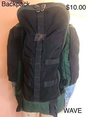 Hiking backpack waist support for Sale in Holladay, UT