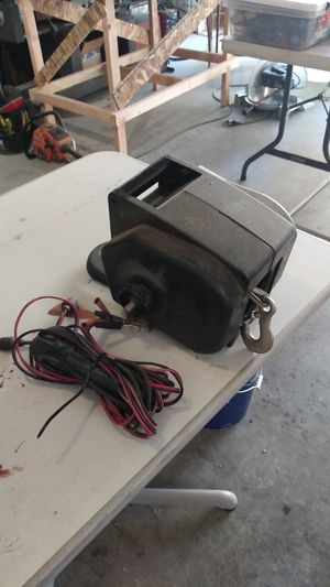 Portable winch for Sale in Gilbert, AZ