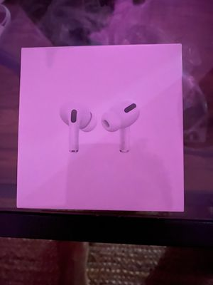 Brand New Sealed Airpod Pros w/ Wireless Charging Case for Sale in Los Angeles, CA