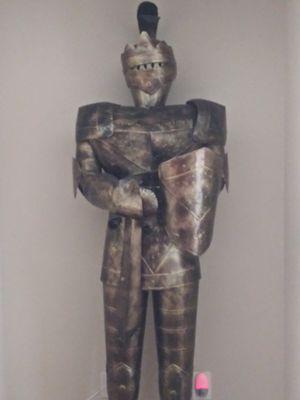 Knight Bronze Tone - Home Decor - Conversation Piece for Sale in Carrollton, TX