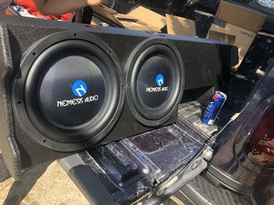 Nemesis audio for Sale in Dallas, TX