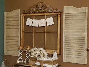 Vintage Window and Shutters for Sale in Sanford, FL