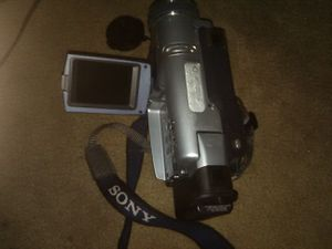 Sony Camcorder for Sale in Middletown, CT
