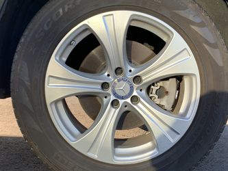 Mercedes GLC300 Tires For Sale for Sale in San Jose,  CA