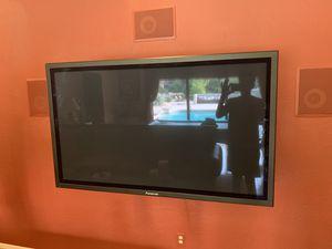 "60"" Panasonic Plasma TV for Sale in Paradise Valley, AZ"
