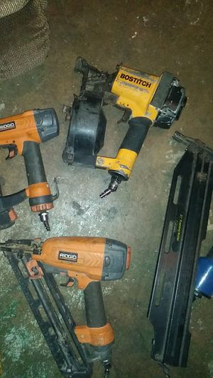 Nail guns 25-50 a piece for Sale in Independence, MO