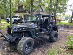 02 Jeep Wrangler for Sale in Suffolk, VA