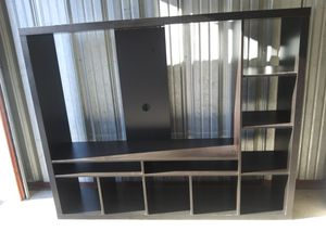 Ikea expedit cubby tv stand for Sale in Nashville, TN