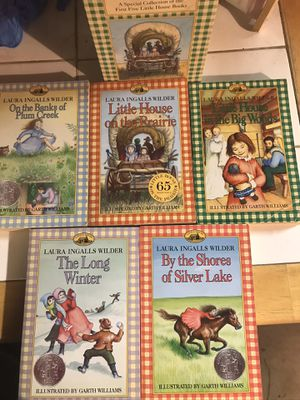 Laura Wilder books for Sale in Highland, CA