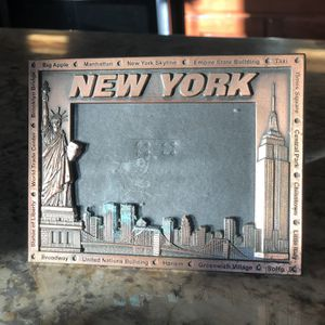 Cool Vintage NewYork Picture Frame for Sale in Los Angeles, CA