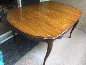 Free dining table for Sale in Hollywood, FL