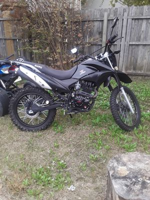 2017 250cc hawk for Sale in Fort Worth, TX
