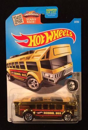 Hot Wheels Super Chromes Hot Wheels High School • HTF 5 Spoke Wheels for Sale in Fort Worth, TX