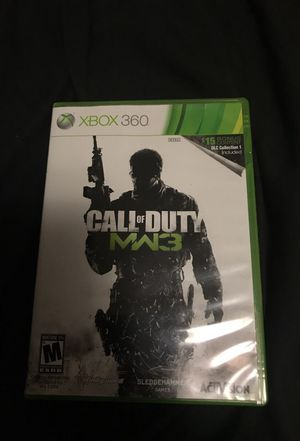 Good game also comes with free Xbox live 2 Day pass for Sale in Chapel Hill, NC