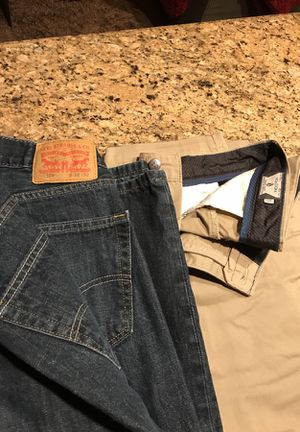 Men's like-new premium jeans/pants 32x32 for Sale in Seattle, WA