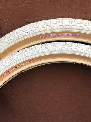 Nos peregrine tires gt bmx for Sale in Downey, CA