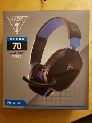 Turtle Beach Recon 70 gaming headset for Sale in Waldorf, MD