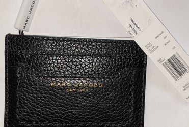 NWT Marc Jacobs Leather Wallet for Sale in Bothell,  WA