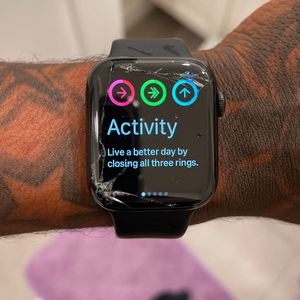 Apple Watch Series 4 Stainless Steel for Sale in Tampa, FL