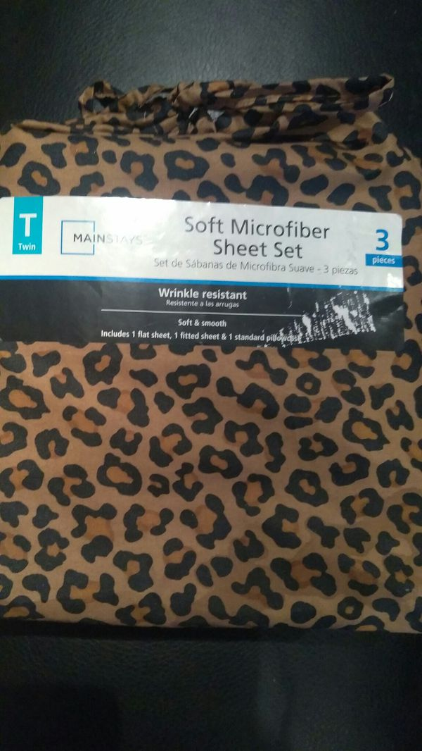 NEW SHEETS TWIN SHEETS 3 ITEMS