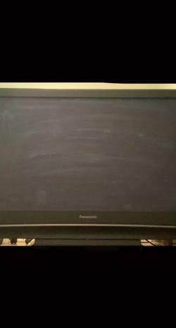 Black 42 Inch Panasonic Vieta HD Plasma TV for Sale in Orlando,  FL
