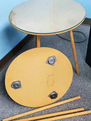 Unfinished Round Accent Tables (set of 2) for Sale in Winter Park, FL