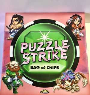 Puzzle Strike Bag of Chips Board Game for Sale in Las Vegas, NV