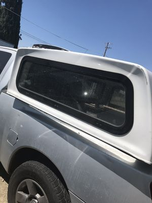 06 Ford Ranger Camper medium size long bed for Sale in Stockton, CA