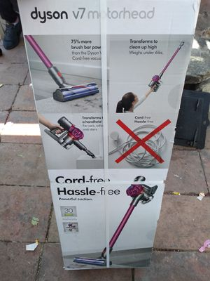 Dyson v7 motorhead for Sale in Corona, CA