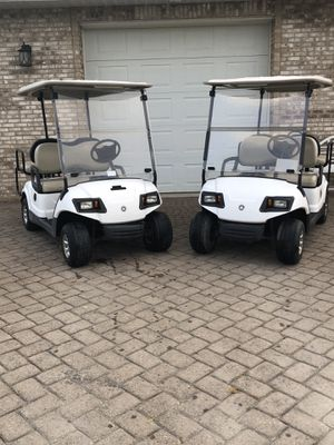 Yamaha gas golf cart for Sale in PA, US
