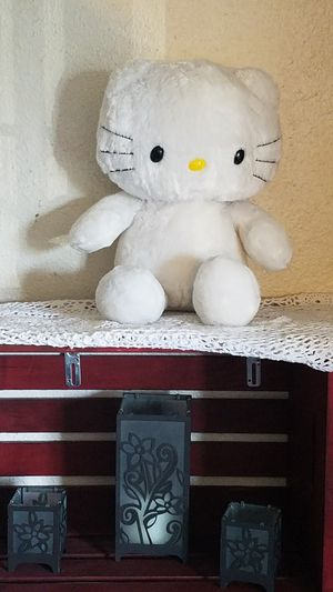 Build a Bear Hello Kitty Plush stuffed animal for Sale in Milwaukie, OR