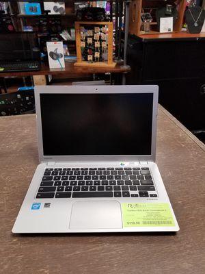 CHROMEBOOK Toshiba CB35-B3330 Chromebook 2 2GB RAM 16GB SSD Chrome Operating System for Sale in Medina, OH