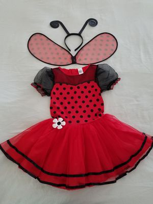 Ladybug halloween costume- kids for Sale in Southington, CT