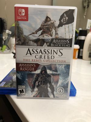 Assassin Creed Rebel Collection for Sale in West Palm Beach, FL