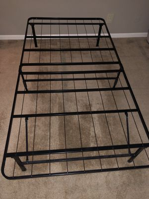 Bed frame (twin) for Sale in Fort Wayne, IN