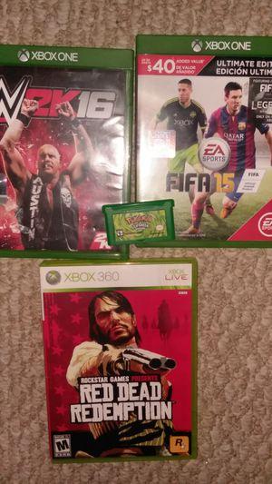 Xbox games for Sale in Sterling, VA