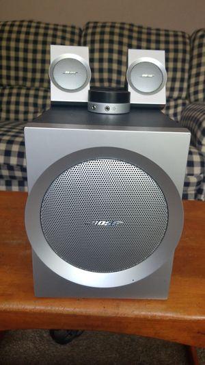 Bose companion 3 multi media speakers for Sale in Chillum, MD
