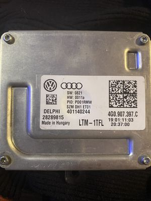VW / Audi headlight module for Sale in Pico Rivera, CA