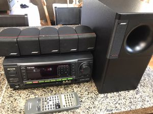 Bose home Theater system - nice clear sound for Sale in Bakersfield, CA