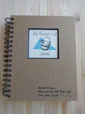 My Bucket List Journal for Sale in San Antonio, TX