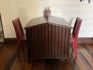 Pottery Barn Kids Mini Desk for 2 for Sale in Paradise Valley, AZ