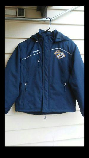 Bauer Team Predators Jacket for Sale in Nashville, TN
