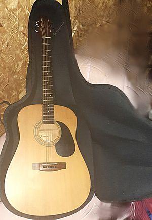 Jasmine Acoustic Guitar for Sale in Delton, MI