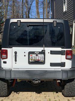 Jeep Wrangler JKU Rear Bumper for Sale in Alexandria,  VA