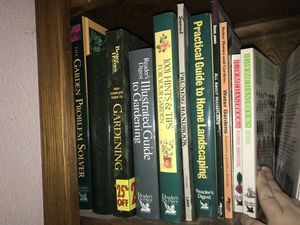 Gardening Books for Sale in Amarillo, TX